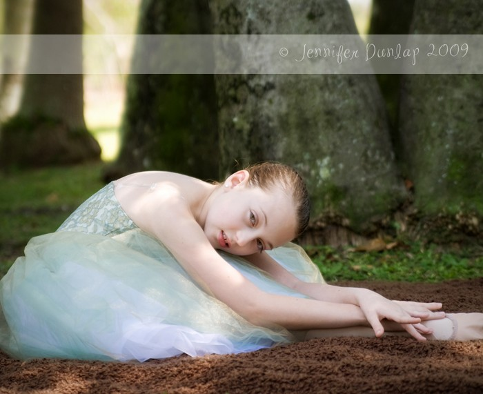 Sleeping Beauty - Bradenton, FL Children's Photographer