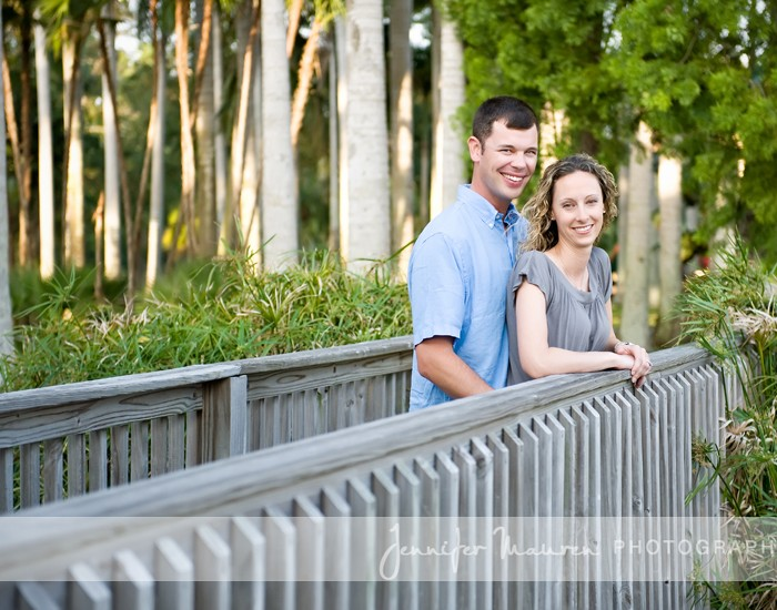fun engagement session with amanda & jason |  bradenton, fl family photographer