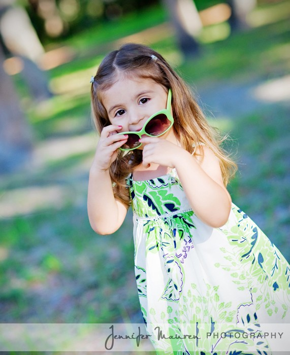 oh the personality on this girl!  |  bradenton, fl children's photographer