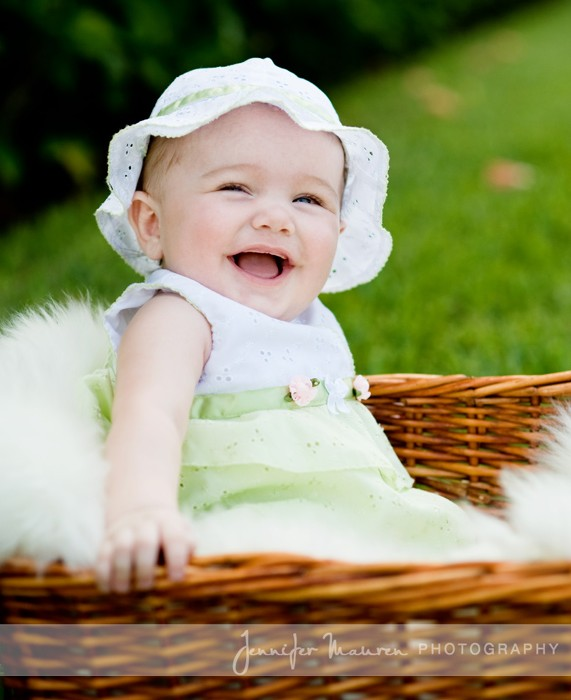 adorable miss h  |  bradenton, fl baby photographer