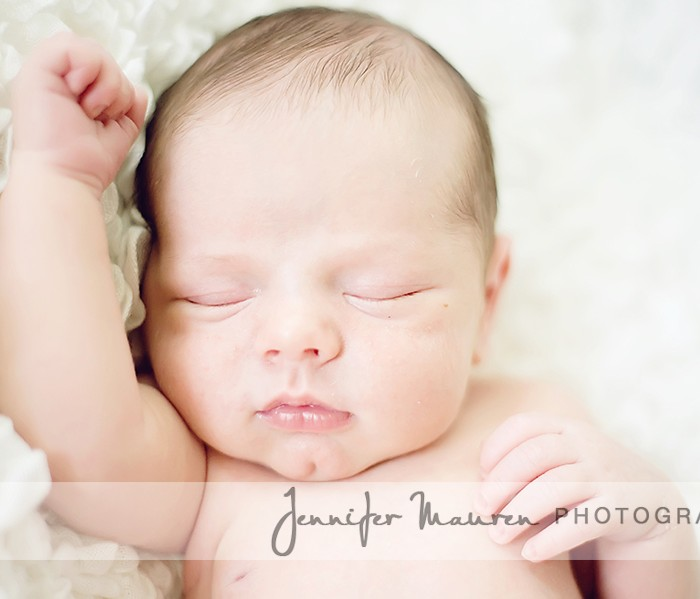 beautiful baby b | bradenton, fl newborn photography