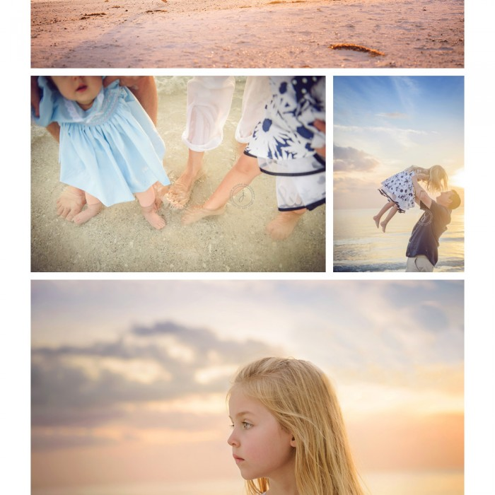 beach family session part 2