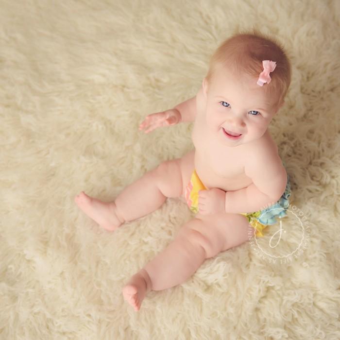 delaney at 6 months