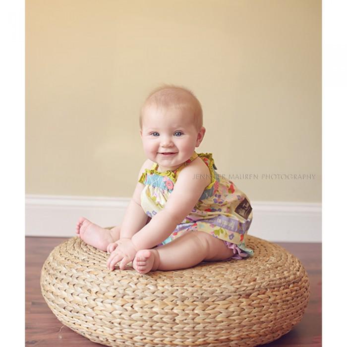 delaney at 7 months
