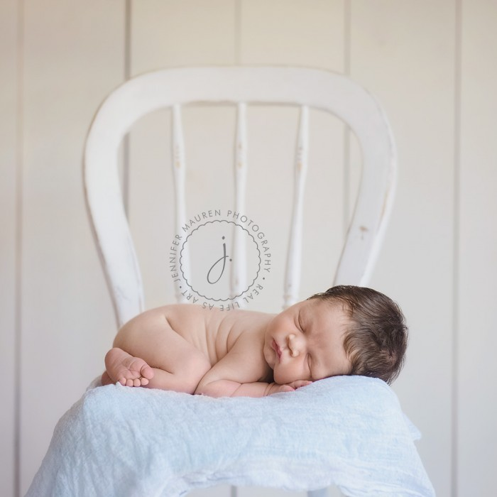 that HAIR!!!  |  sarasota newborn baby photographer