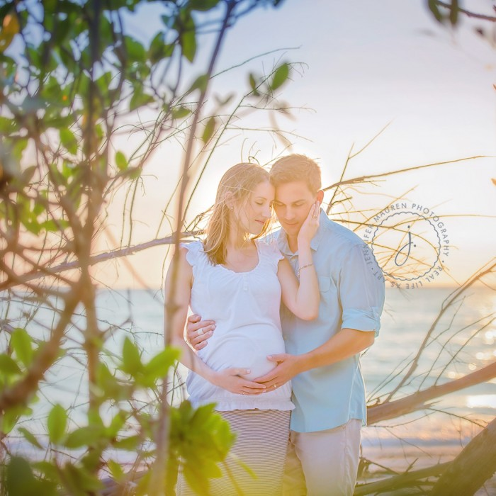 i hate physics | sarasota bradenton beach maternity photographer