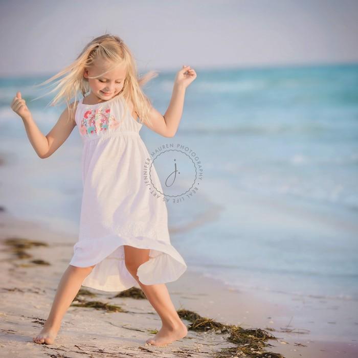 dancing on the beach | sarasota bradenton beach photographer