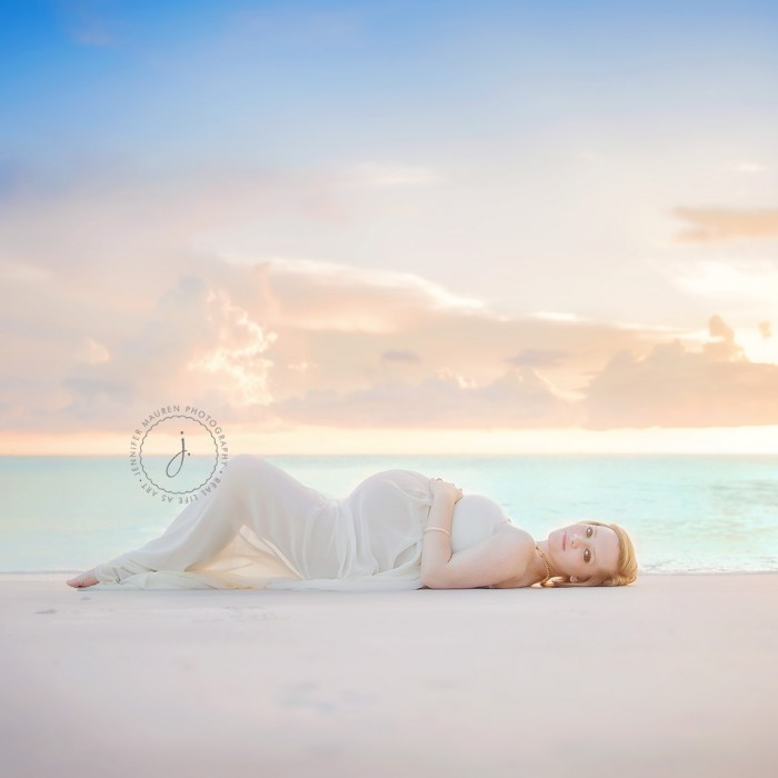 oh you know... just another day on the beach!  | longboat key maternity beach photographer