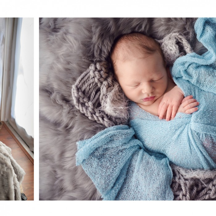 behind the scenes of a newborn session | sarasota bradenton tampa st. pete newborn photographer