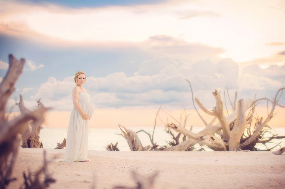 st. pete beach baby newborn family maternity photographer
