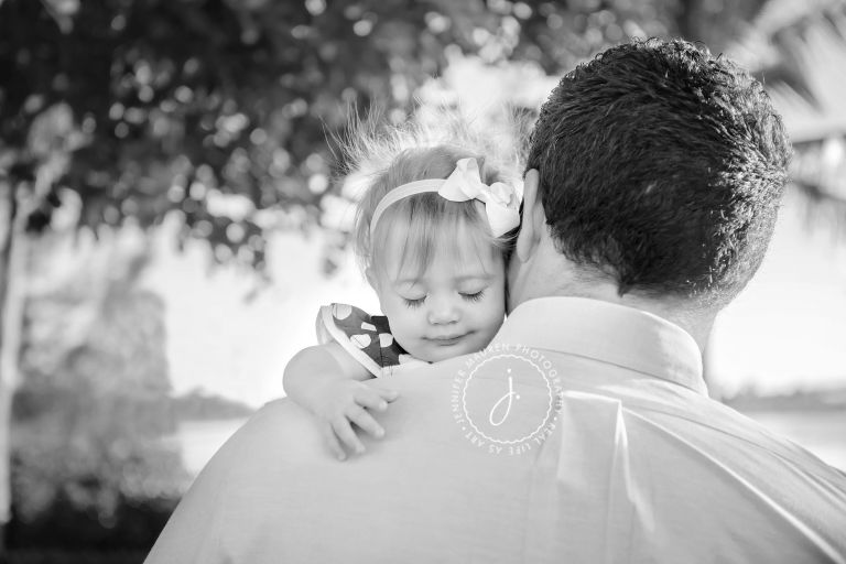 Longboat Key baby photography