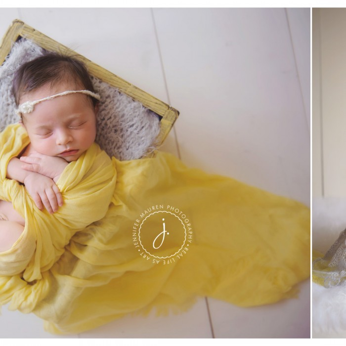 then and now | newborn and 6 months bradenton baby photographer