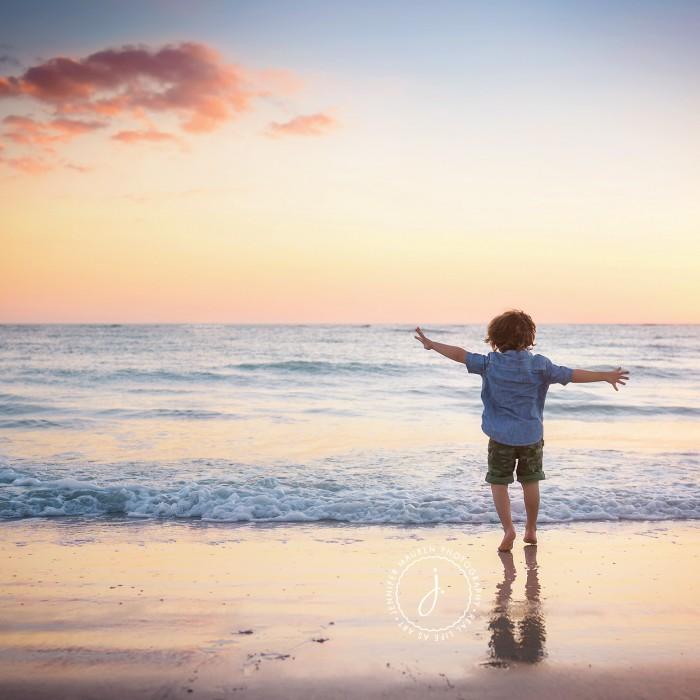 free as a bird | sarasota beach and child photographer