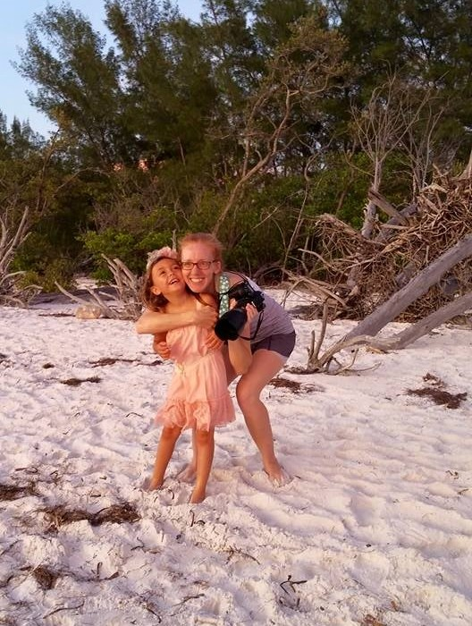 Slideshow Snippet and a Behind the Scenes Outtake | Sarasota Bradenton family beach photographer
