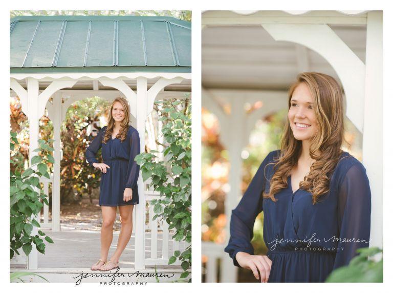 senior photos for girls