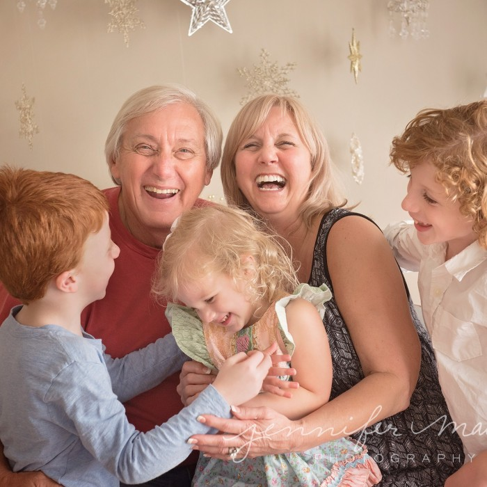 grandparents with grandchildren | bradenton sarasota photography