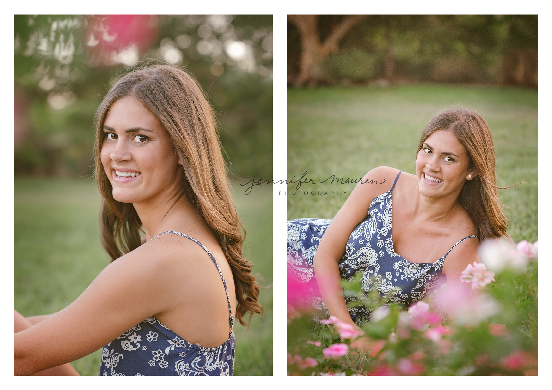 senior girl session