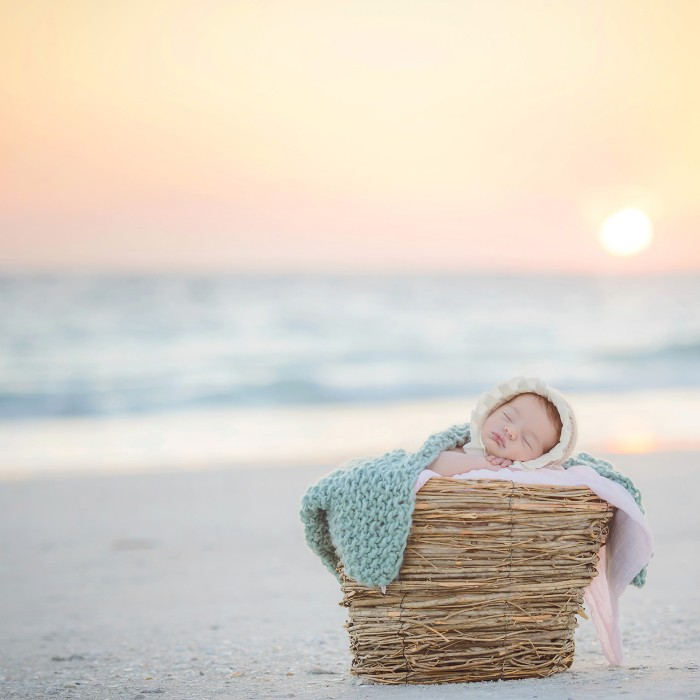 Image of the Day| Sarasota Newborn Photographer