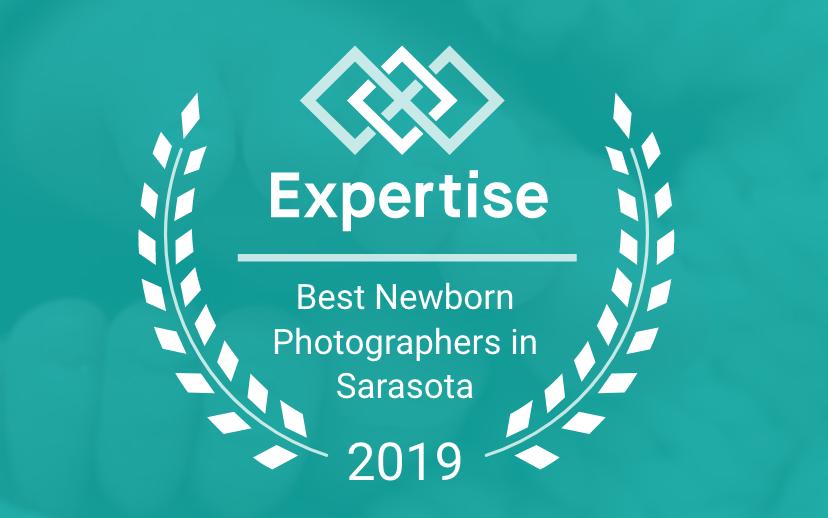 Voted Best Sarasota Newborn Photographer