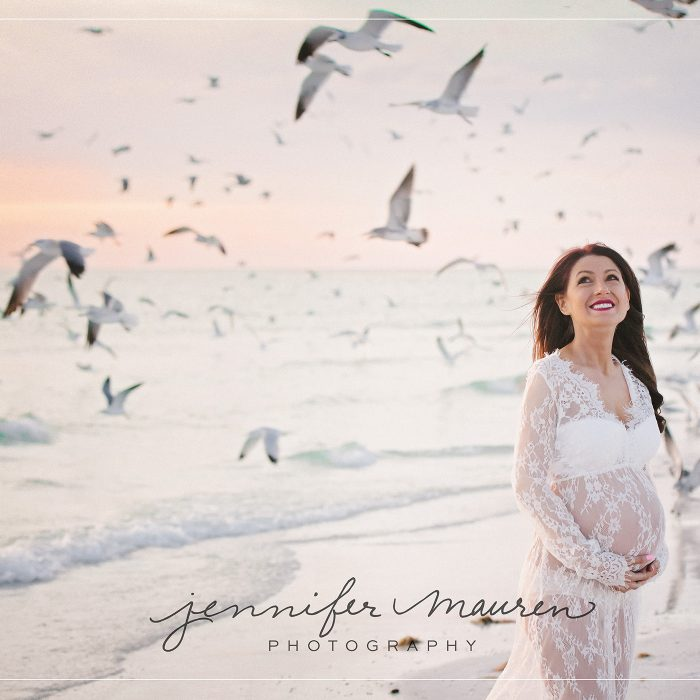 Magical Moments | Bradenton Sarasota Maternity Photos
