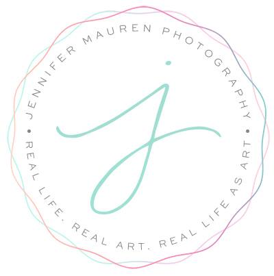 bradenton newborn baby maternity photography jennifer mauren logo