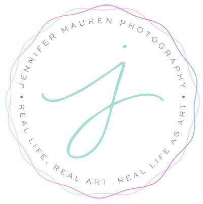 bradenton newborn baby maternity photography jennifer mauren logo
