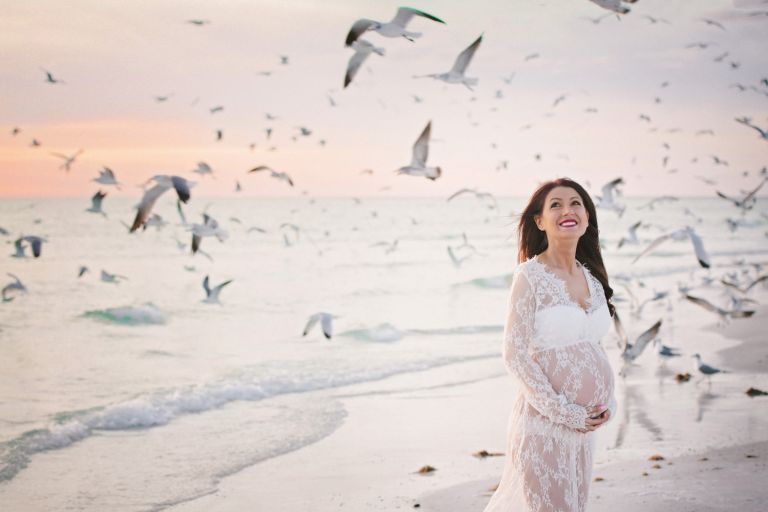 tampa maternity photography