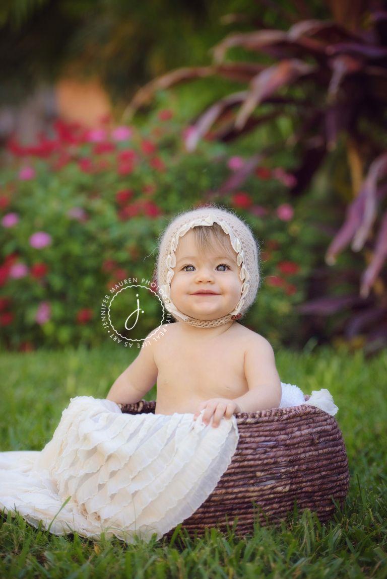Longboat Key sarasota baby photography