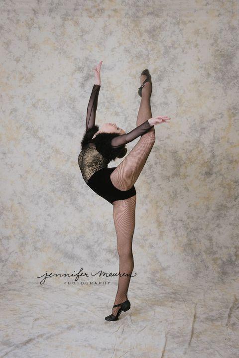 amazing dance portrait